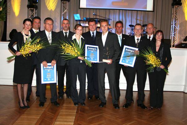 2. Preis der Gasgemeinschaft Mitteldeutschland