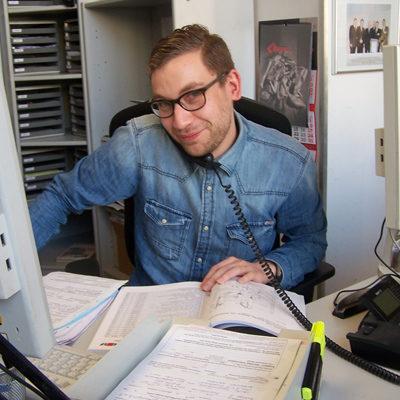Herr Vogel