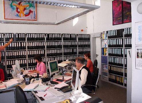 Bürozentrale