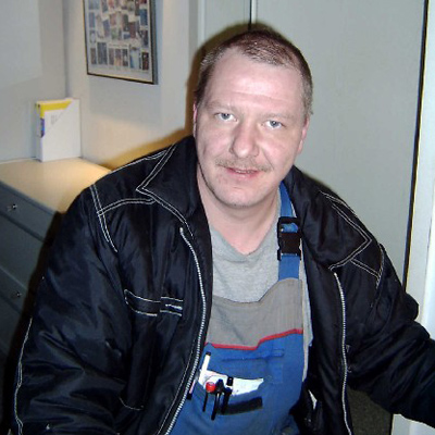 Herr Bergmann