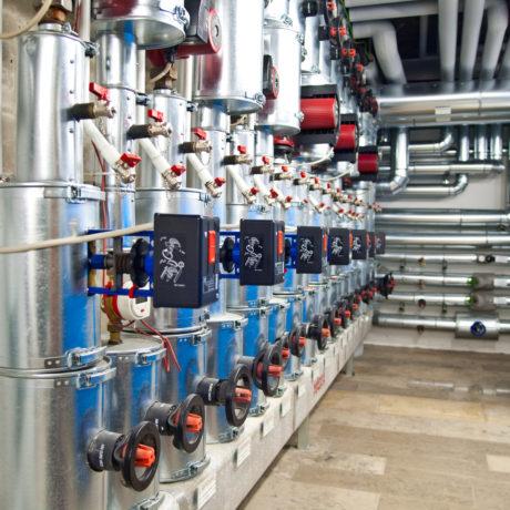 Wartung, Service- und Reparaturarbeiten für alle Heizungsanlagen