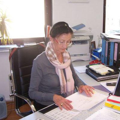 Frau Länge-Wegener