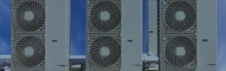 Instandsetzung und Wartung aller Klima- und Lüftungsanlagen