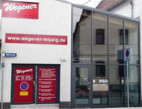Firmenprofil der Wegener GmbH in Markkleeberg