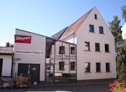 Firmeneingang Mühlstraße 1