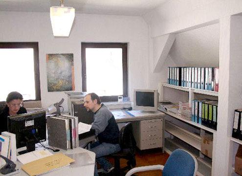 Büro Frau Länge-Wegener
